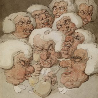 Carry on England: The Scathing Caricatures and Bawdy Erotica of Thomas Rowlandson (NSFW-ish)