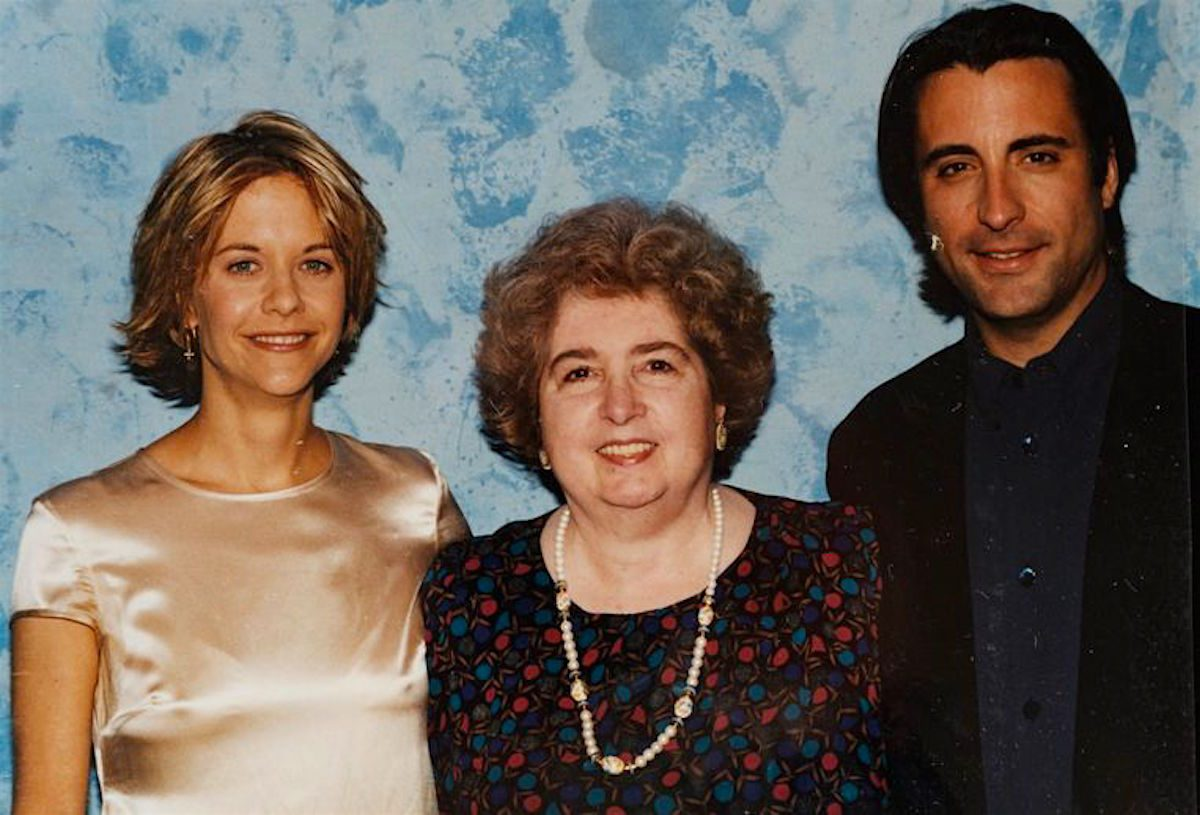 Meg Ryan, Maria Snoeys-Lagler, Andy Garcia, Hollywood