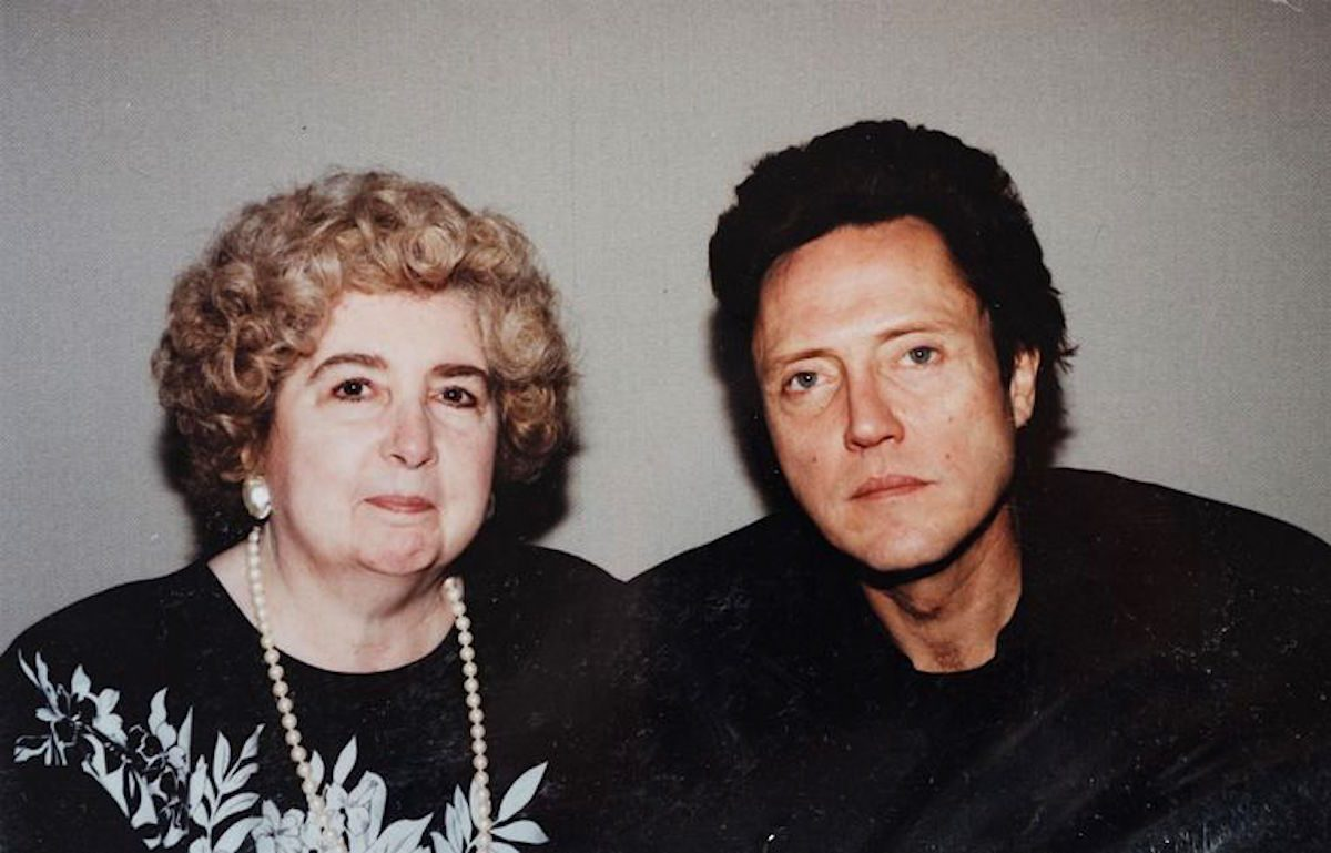 Christopher walken, Maria Snoeys-Lagler, Hollywood