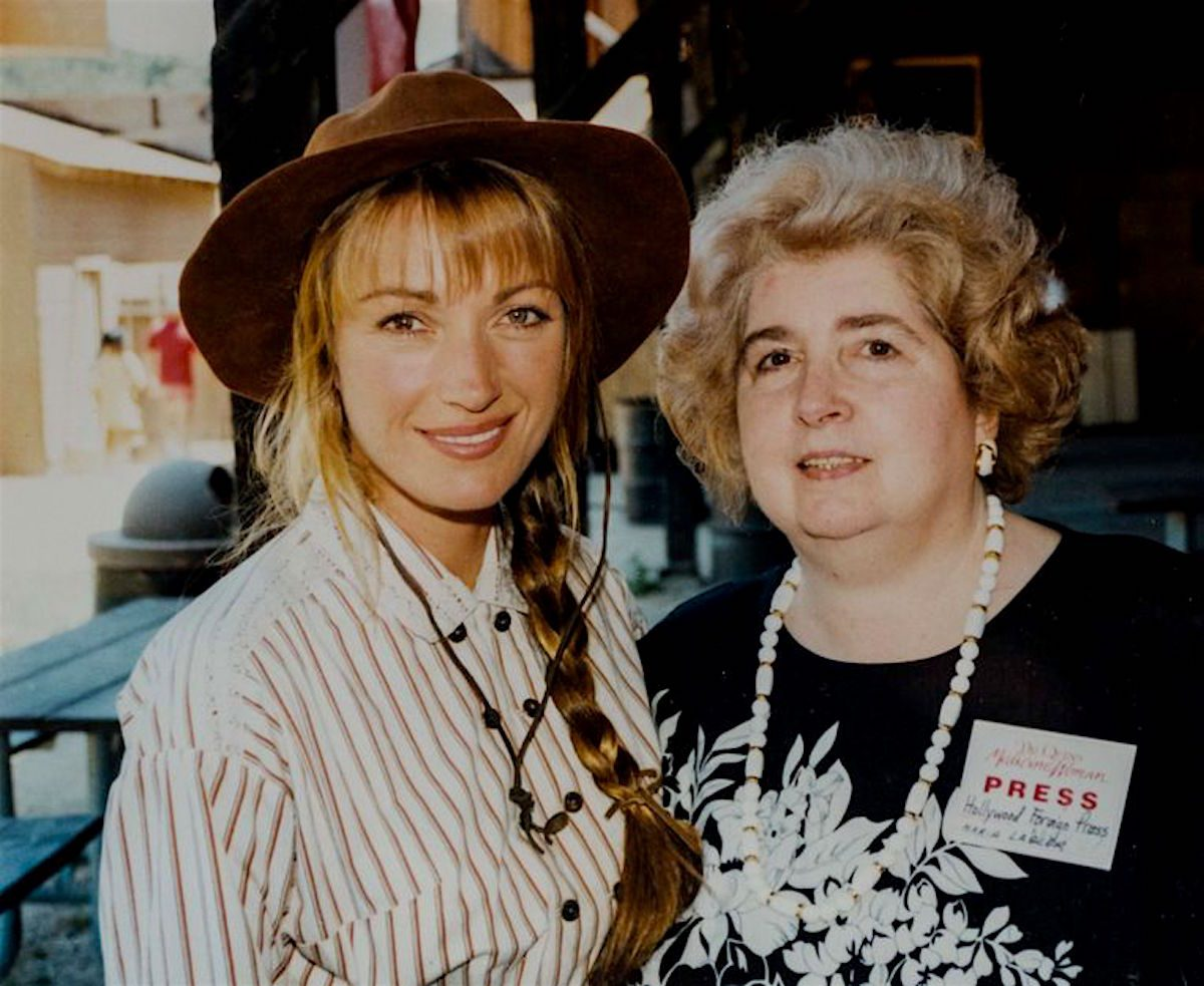 Jane Seymour, Maria Snoeys-Lagler, Hollywood