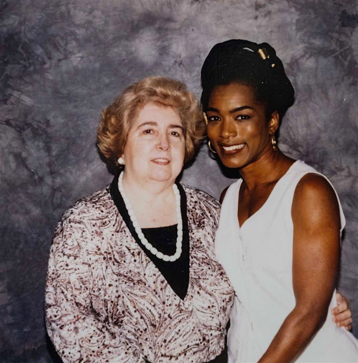 Angela Bassett, Maria Snoeys-Lagler, Hollywood