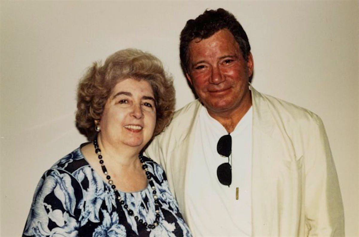 William Shatner, Maria Snoeys-Lagler, Hollywood