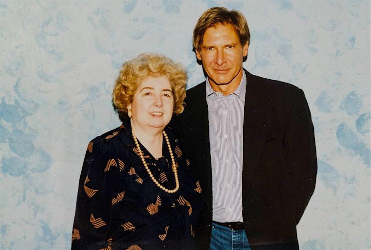 Harrison Ford, Maria Snoeys-Lagler, Hollywood