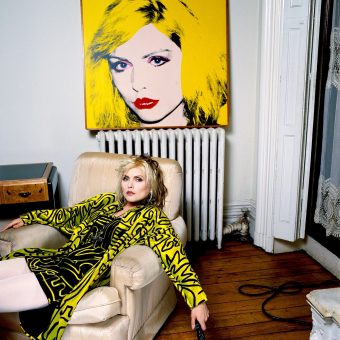 Punk Princess: 'Devastatingly Sexy' Portraits of Debbie Harry 1977 to 1988