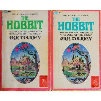 The Bizarre Book Covers for the First U.S. Paperback Editions of J.R.R. Tolkien's Books, Made By an Artist Who Had Never Read Them