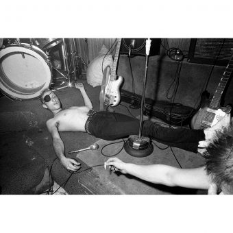 New York's  Lower East Side Punk Scene In Photos From the Early 1980s