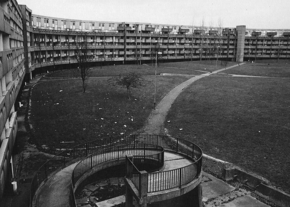 Richard_Davis - Hulme, Manchester in the 1980s and 1990s