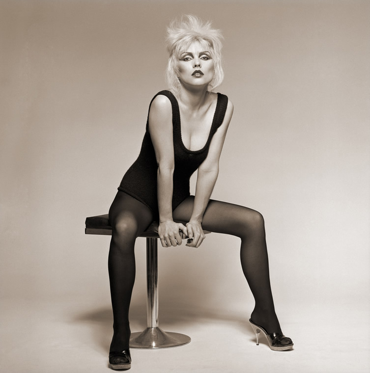 Debbie Harry London 1977