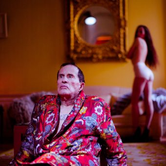 Sex, Satanism, Manson, Murder, and LSD: Kenneth Anger tells his tale