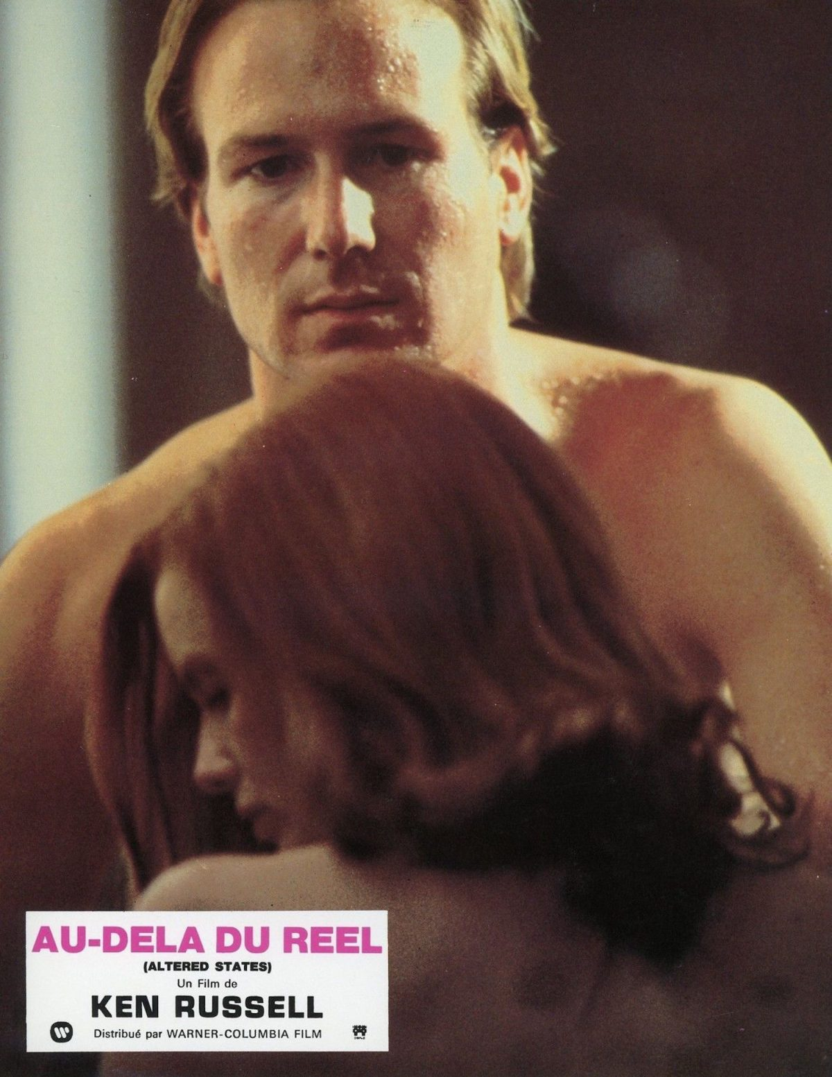 Ken Russell, Altered States, Blair Brown, William Hurt
