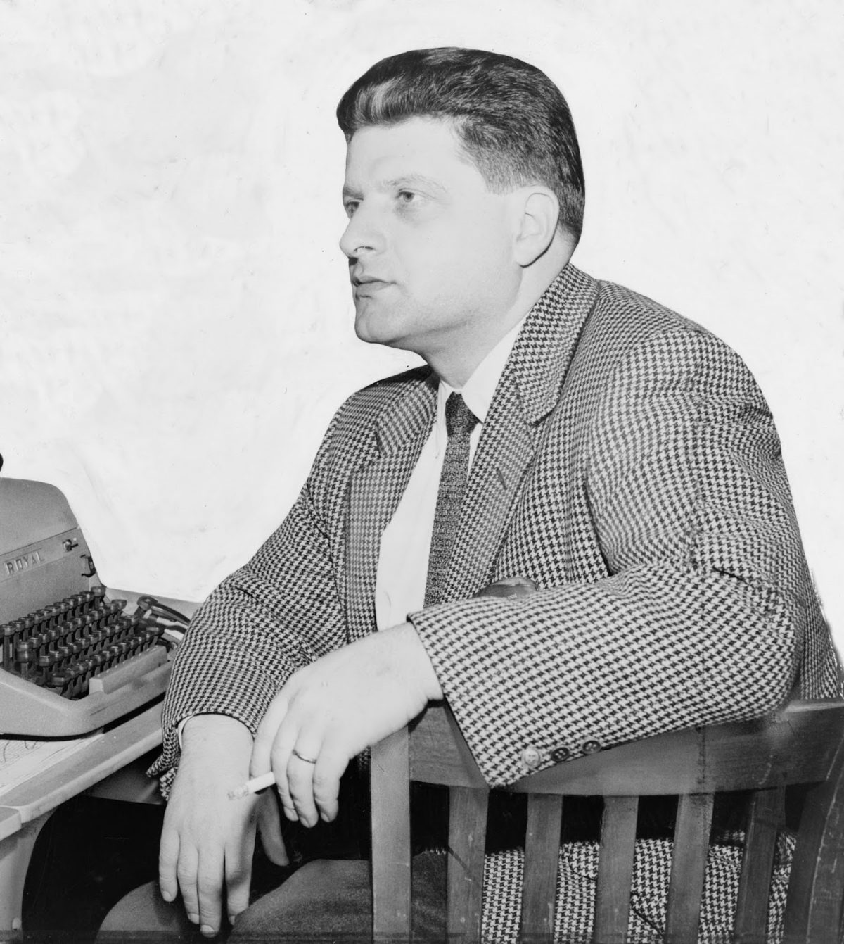 Paddy Chayefsky, Altered States, writer