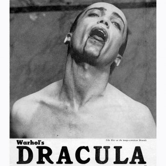 When Udo Kier starred in Andy Warhol's 'Blood for Dracula'