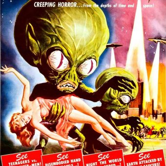 They Came to a Cinema Near You!: Attack of the B-Movie Posters