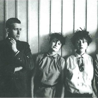 Photographs of Bauhaus in the 1920s