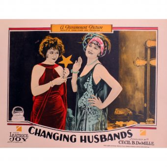 Feast Your Eyes! Wonderful and Colorful Lobby Cards of Movies from the 1920s