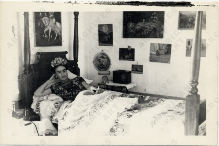 Frida Kahlo in ned