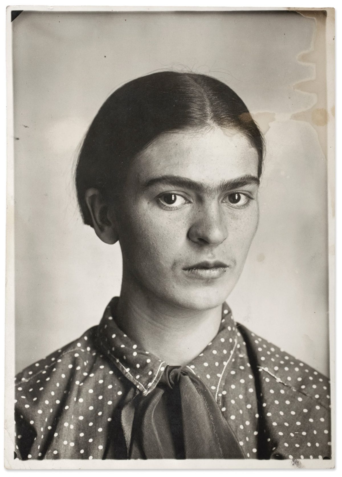 Frida Kahlo by Guillermo Kahlo, 1926