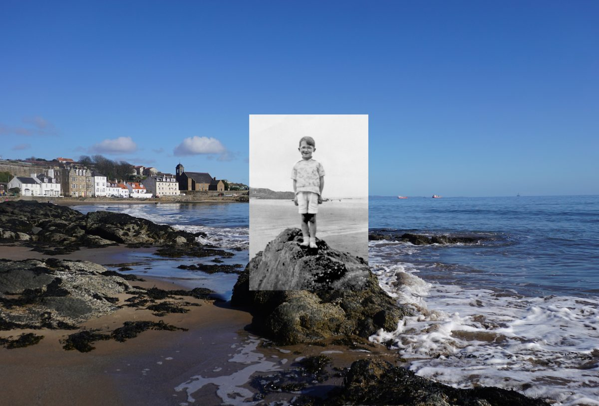 Jim Downie, Kinghorn, photography