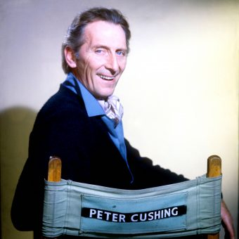 'I Want to Die': Peter Cushing's Death Wish