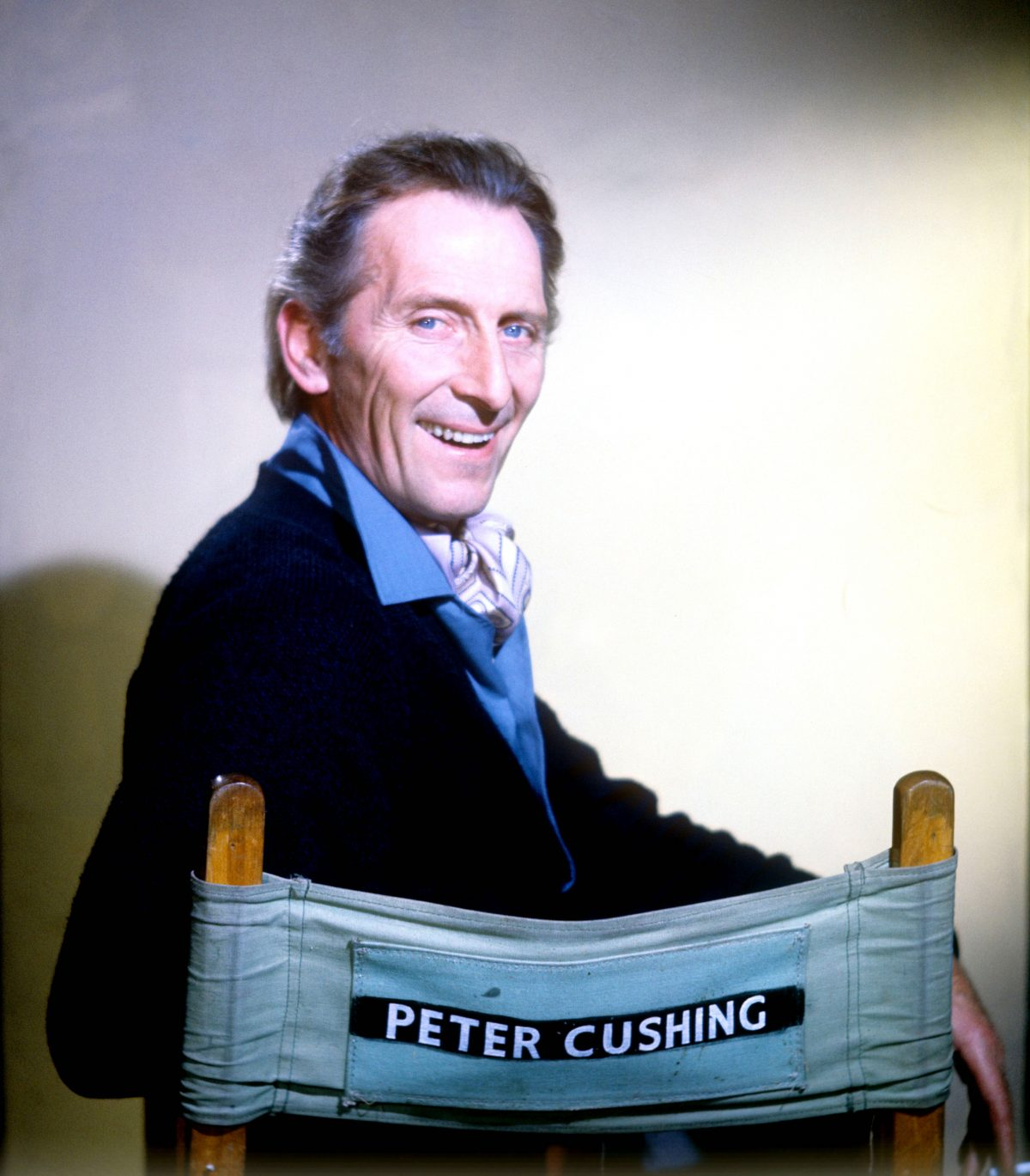 Peter Cushing, actor - 1967