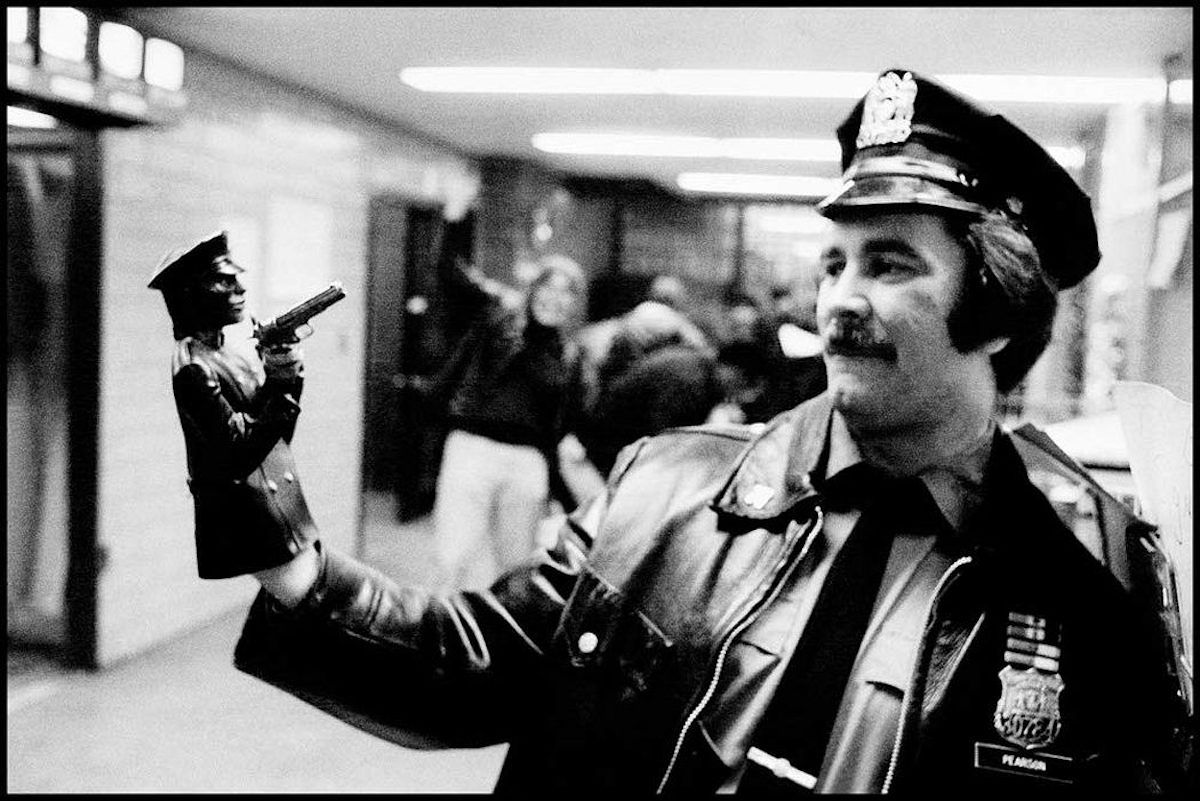 New York City police 1970s