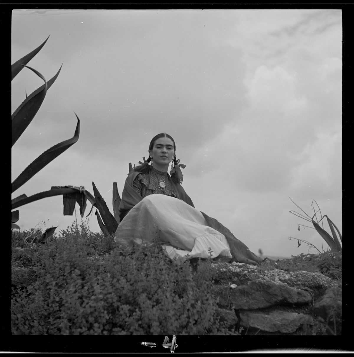 Toni Frissell, Frida Kahlo, photography