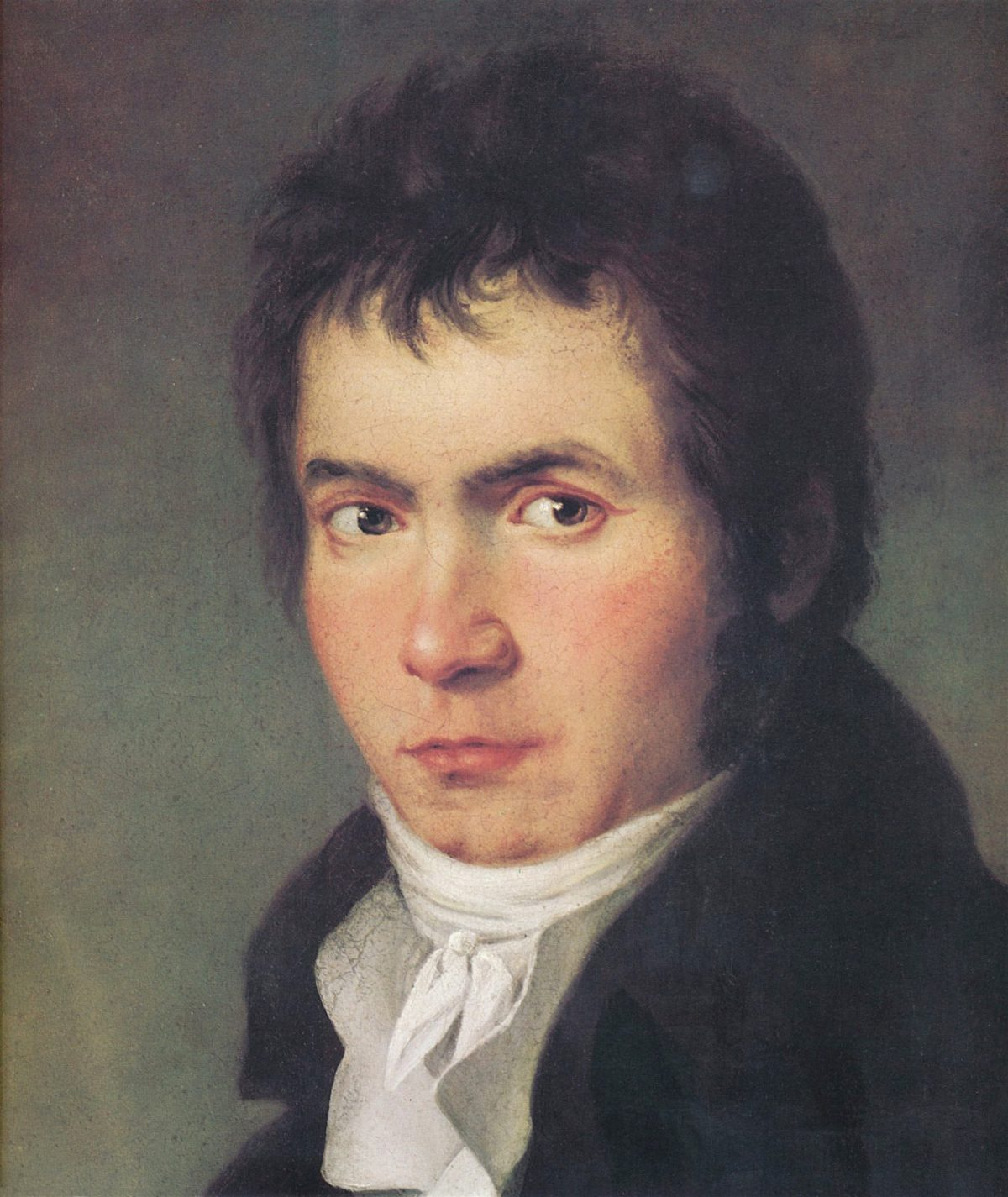 Beethoven, music, portrait