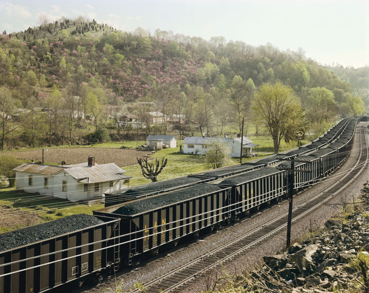 Coeburn, Virginia, April 1981