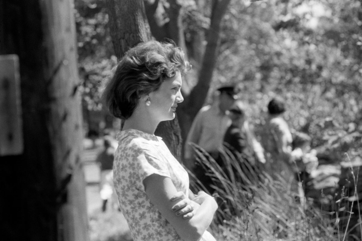 Toni Frissell, Jackie Kennedy, 1957