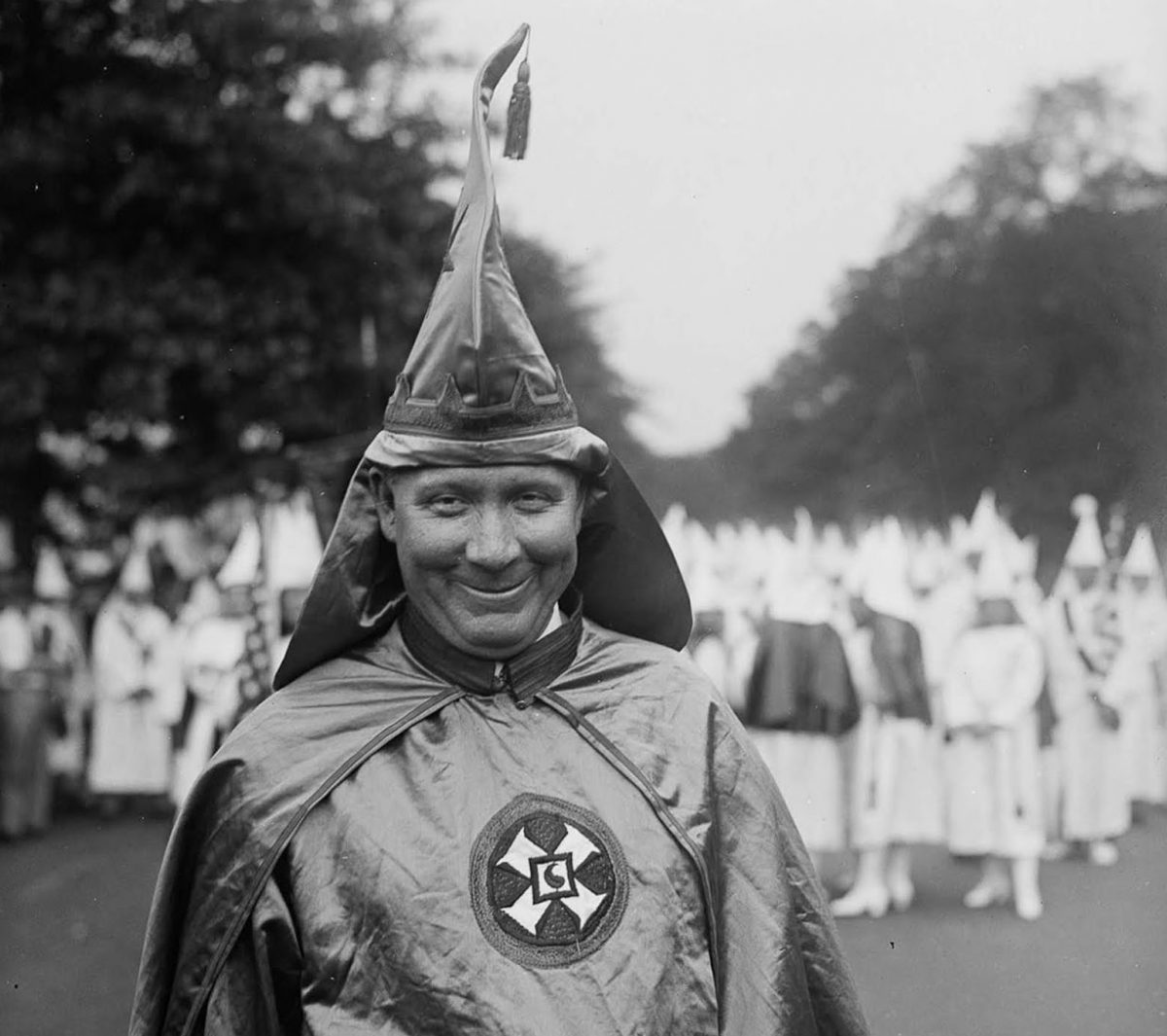 Imperial Wizard H.W. Evans