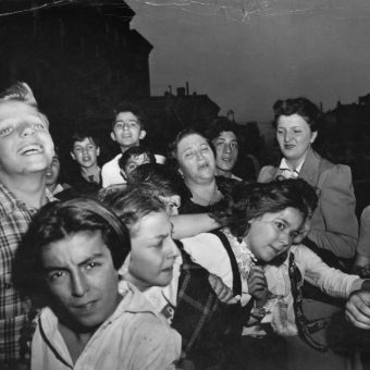 Murder and Mystery on The Brooding Streets of New York City With Weegee