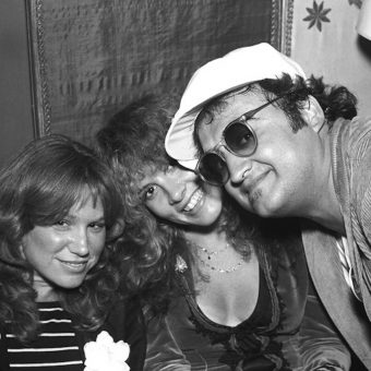 John Belushi Meets His Musical Heroes: The Legendary Comedian Poses and Parties with Keith Richards, James Brown, Willie Nelson, Patti Smith & More