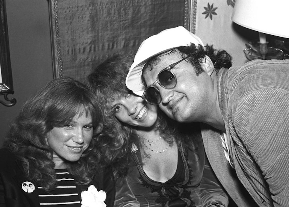 John Belushi, Mary Kay Place, Stevie Nicks