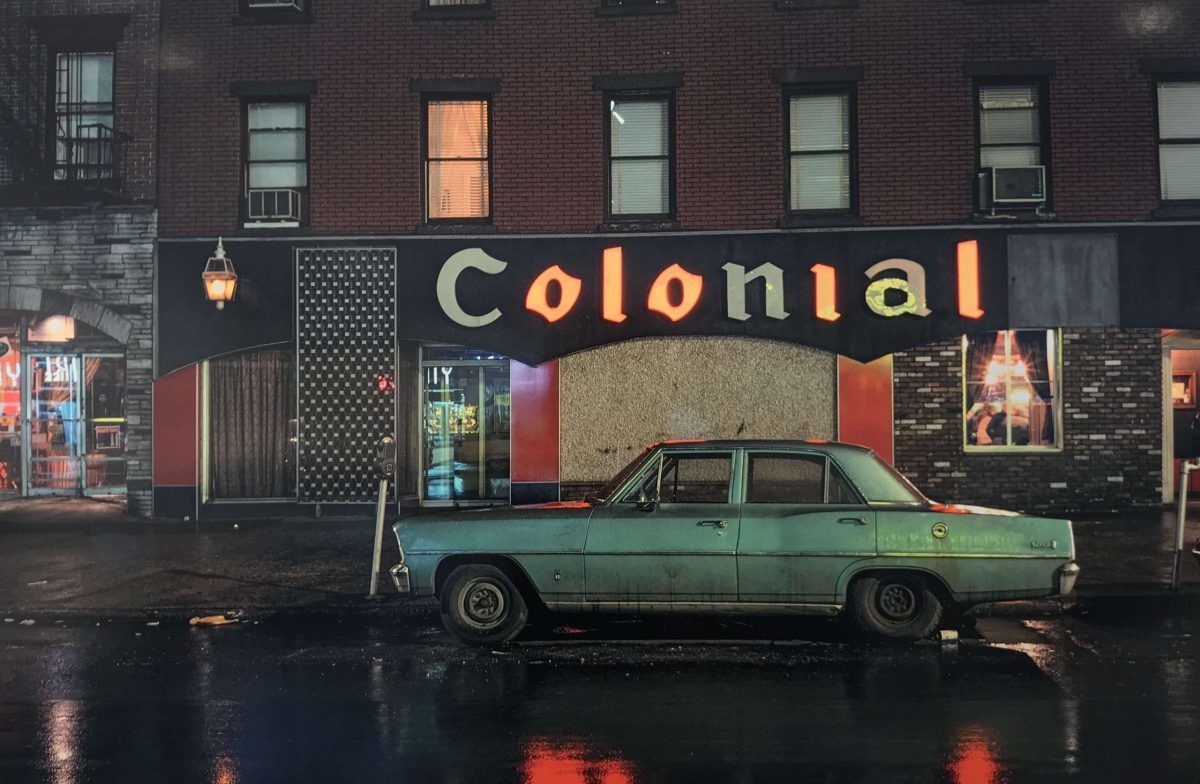 Colonial Car, Chevrolet Nova 230, Hoboken, NJ, 1975