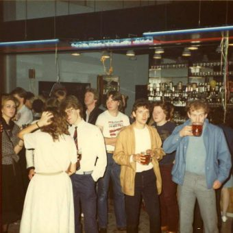 Opening Night at The Haçienda: New Order's Manchester Club Begins Its Legendary 15-Year Run in 1982