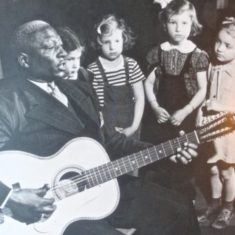 A Softer Side of Lead Belly: the Legendary Bluesman's Life in Pictures