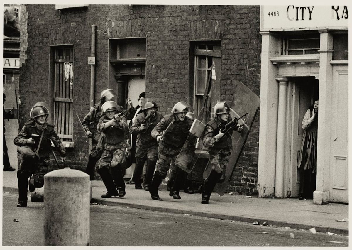 Don McCullin, Londonderry, Northern Ireland, 1971