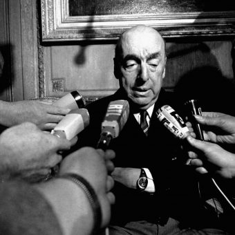 Counting to 12 with Pablo Neruda: How Keeping Quiet Leads Us To The Human Brotherhood