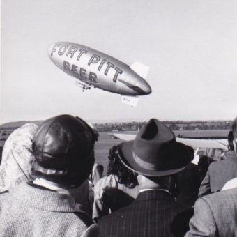 When Blimps, Dirigibles and Airships Ruled the Sky