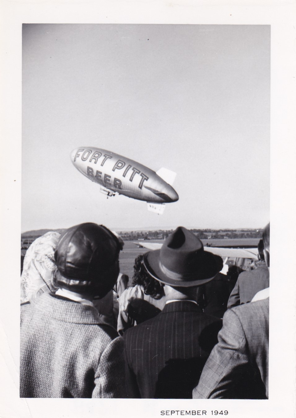 vintage blimps dirigibles and airships
