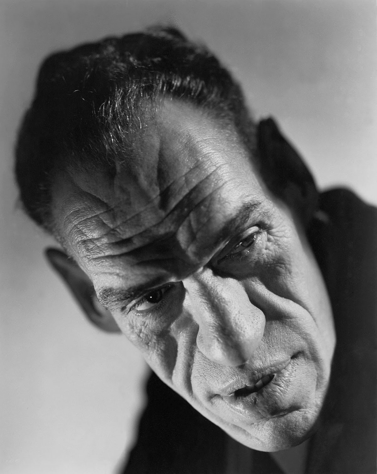 Rondo Hatton, film, actors, horror