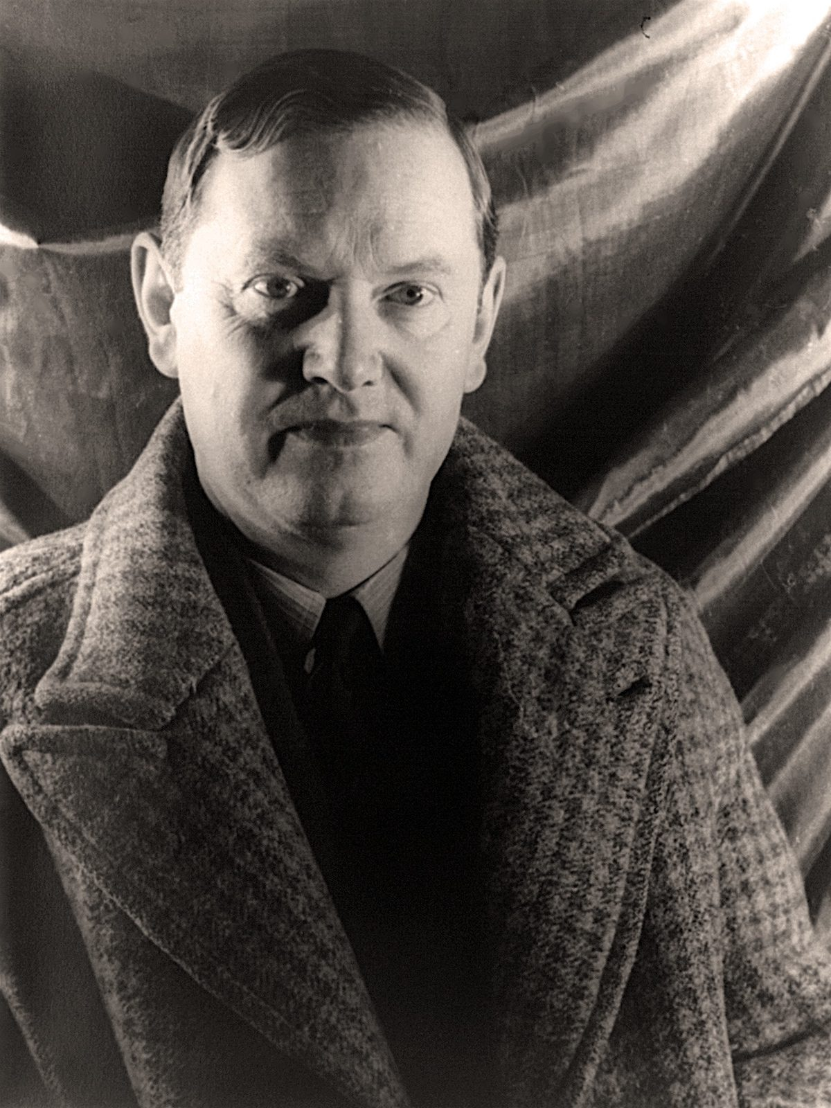Evelyn Waugh, Carl Van Vechten, photography