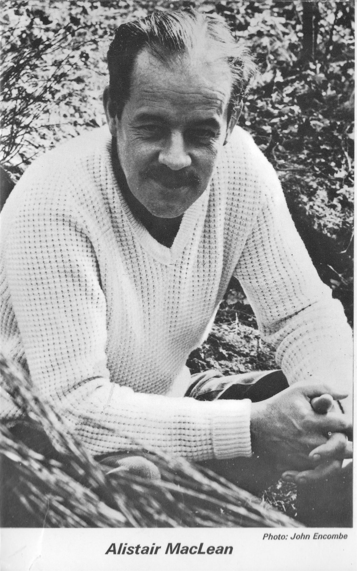 Alistair MacLean, books, writer