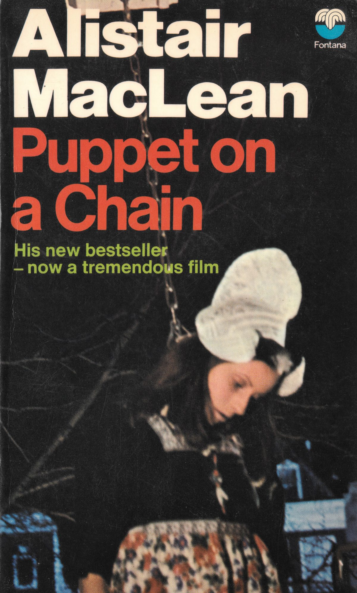 Alistair MacLean, Puppet on a Chain, books