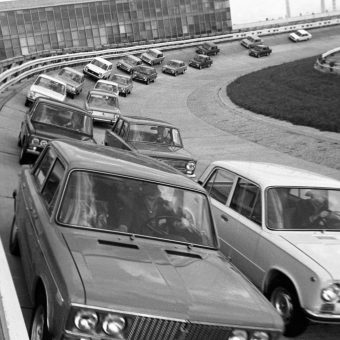 The Lada Riva and Niva: Iconic Soviet Cars that Outlasted the Empire