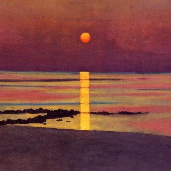 Sunsets by Félix Vallotton (1865 – 1925)
