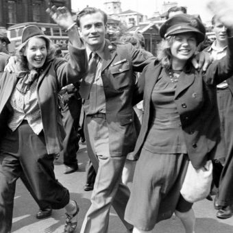 """This is Your Hour"" – The Party That Ended All Parties – British VE Day Celebrations"