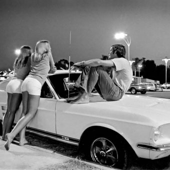 Fabulous Photographs of Cruising Van Nuys Boulevard In 1972