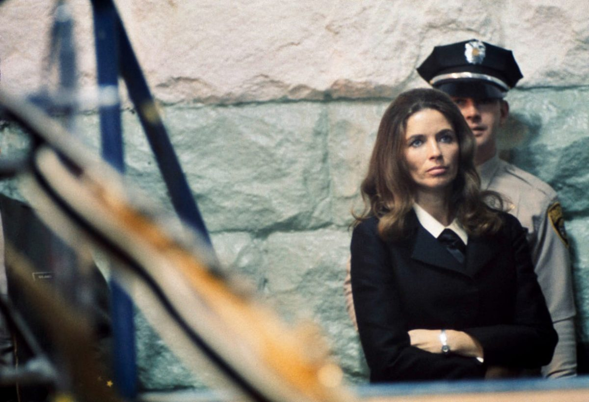 june carter At Folsom Prison