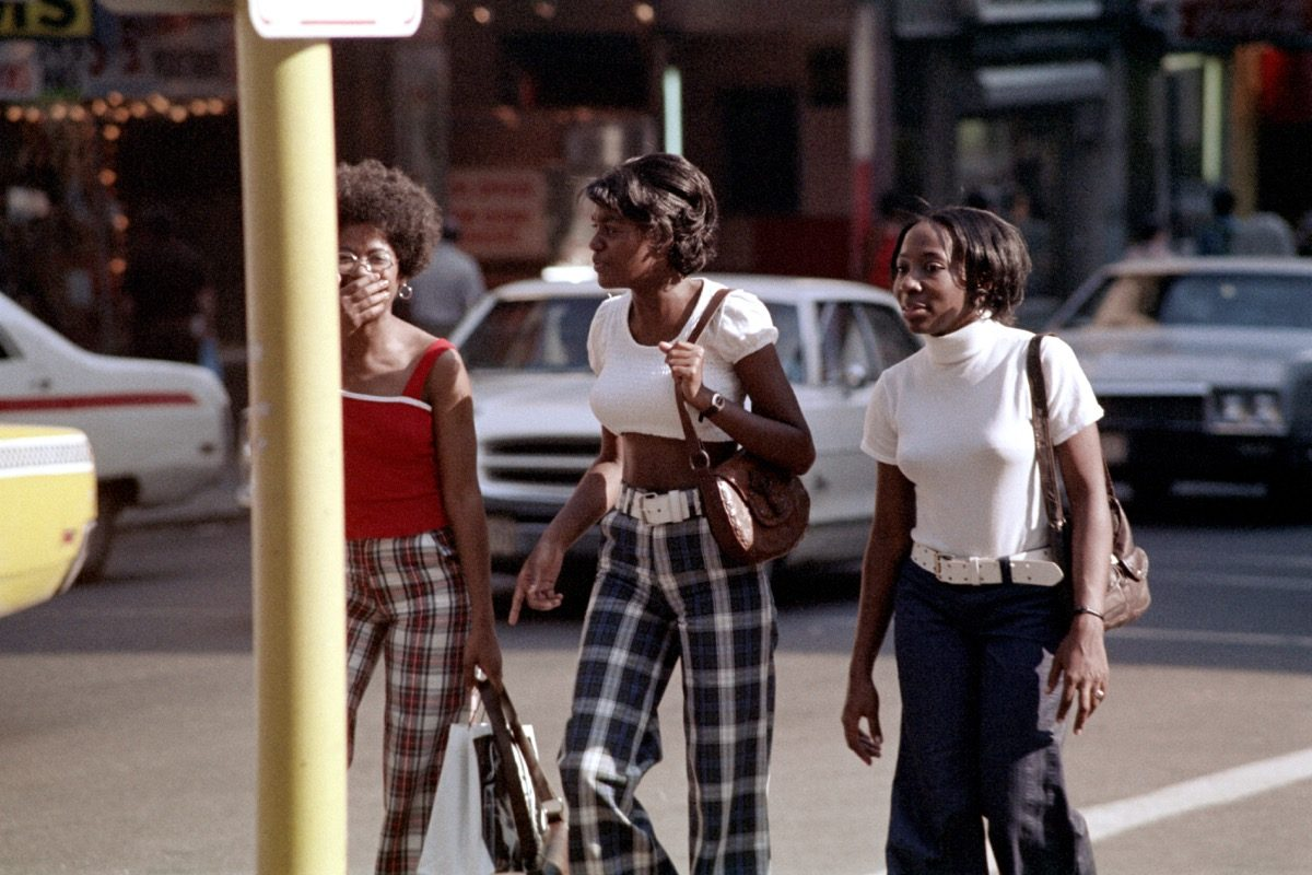 Harlem 1970s New York City NYC